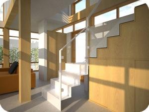 interior - stair