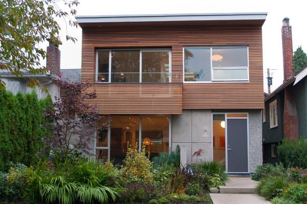 Dream House Exterior Modern