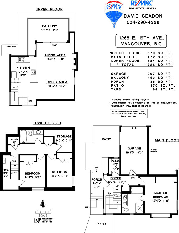 laneway – Laneway House Floor Plans