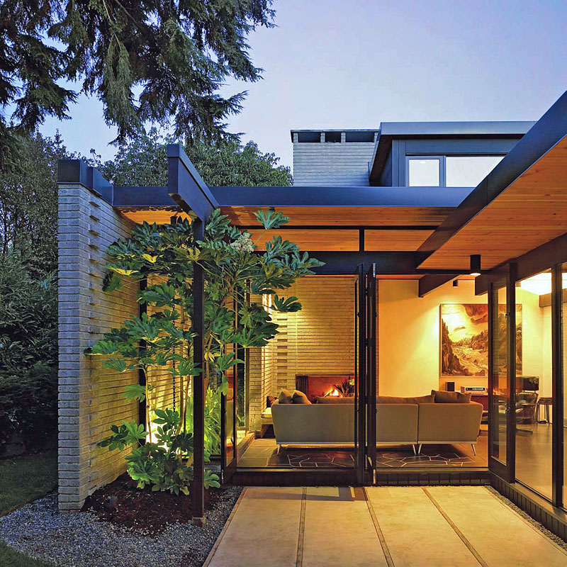Modern Home Design October 2012: Goodie : 3245 West 48th Avenue