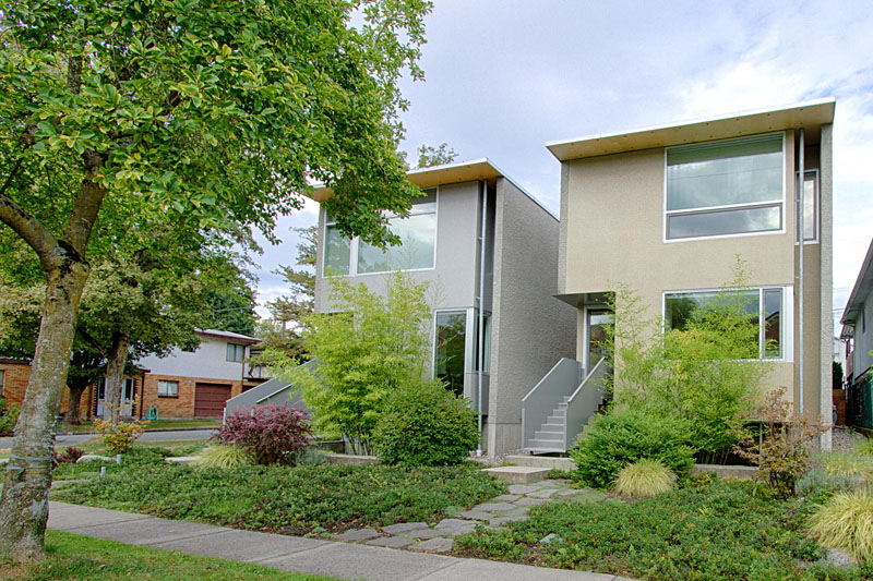 Battersby Howat Modern Vancouver Houses