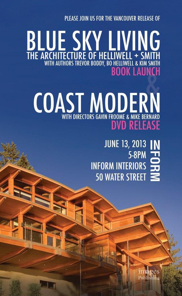 blue sky living + coast modern - release