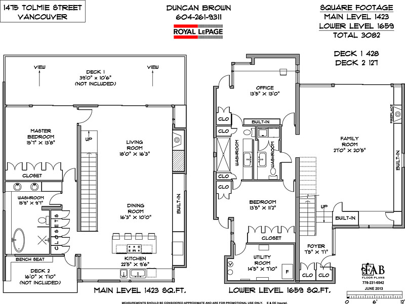 1475 tolmie - floorplan