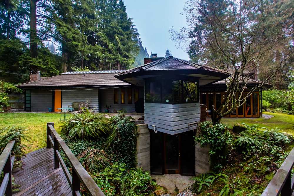 midcentury modern modern vancouver houses