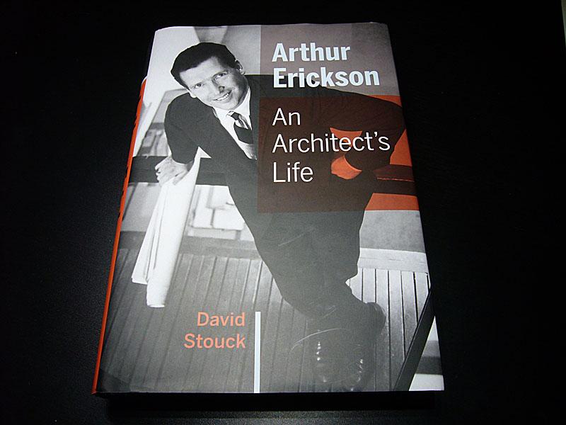 arthur erickson book