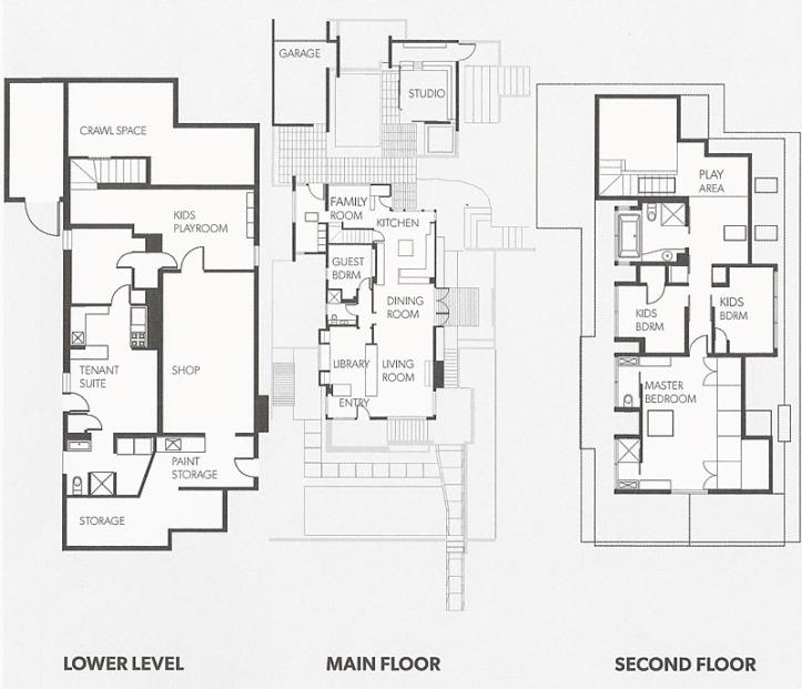 198 east windosr street - floorplans