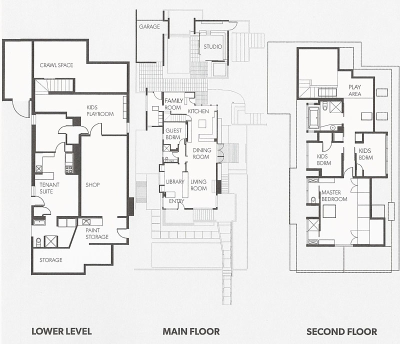 198 east windosr street - floorplans