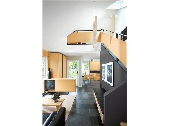 198 east windsor street - stairs