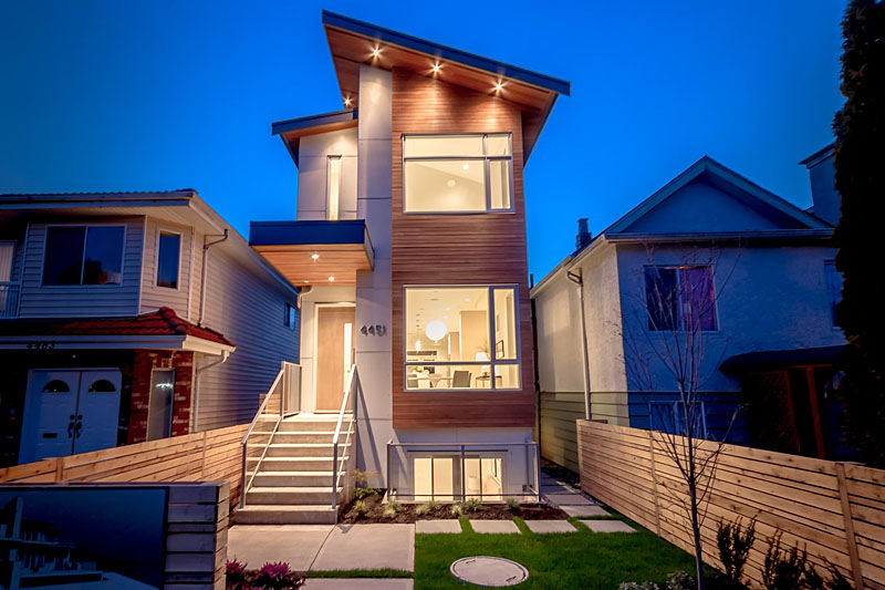 Kore Residential Modern Vancouver Houses