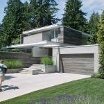 dahl/mulkins residence - driveway