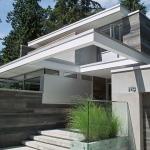 dahl/mulkins residence - front steps