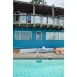croll residence - pool