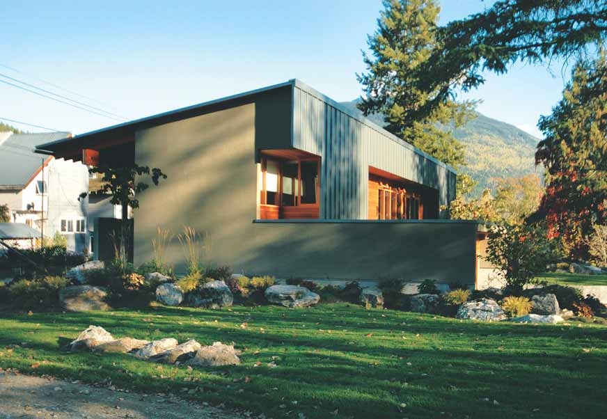 custom homes | modern vancouver houses
