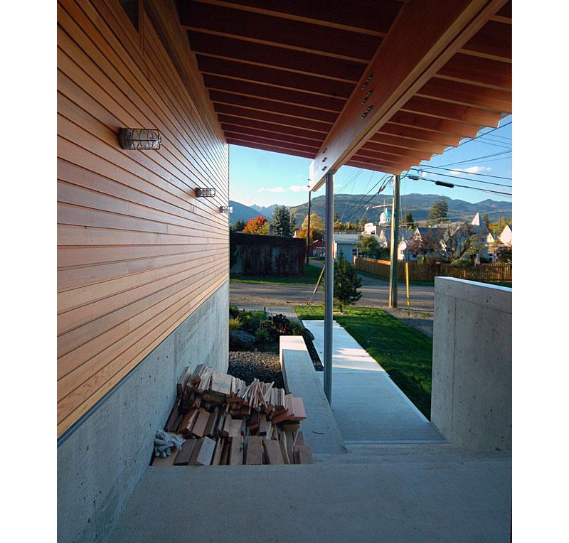 revelstoke - porch