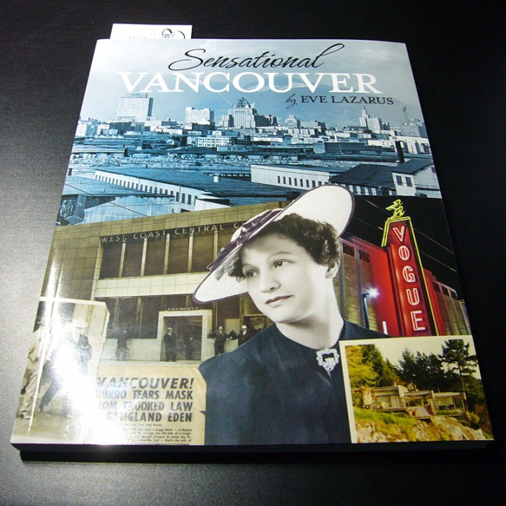 sensational vancouver - cover
