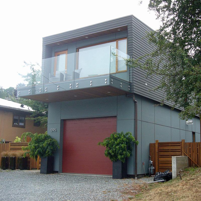 Wood Siding Modern Vancouver Houses
