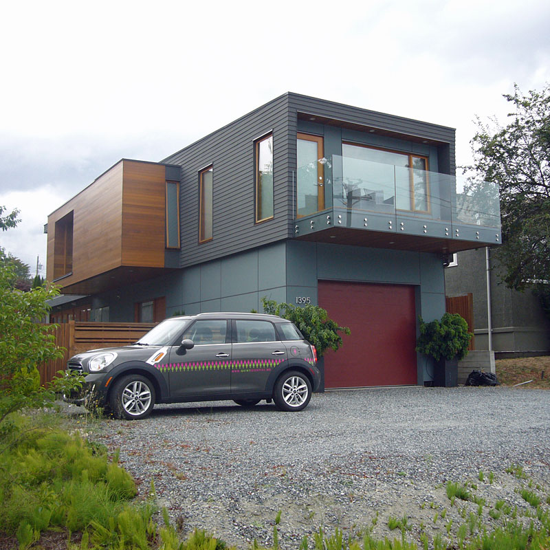 Modern Vancouver Houses