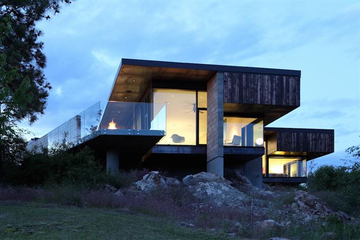coldstream residence
