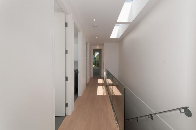 1964 west 3rd - hallway