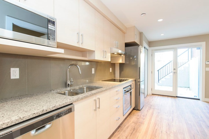 969 west 18th - basement suite