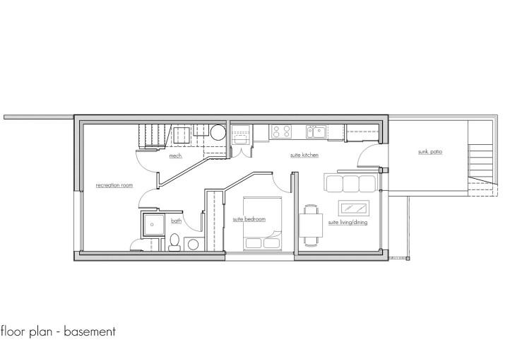 969 west 18th - floor plan 0