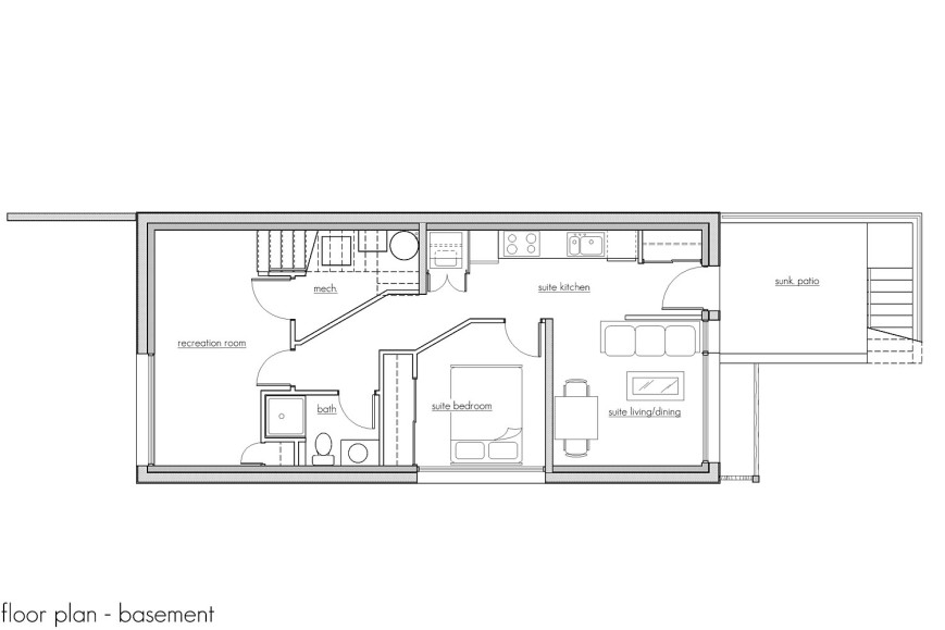 969 west 18th - floor plan 0
