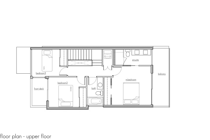 969 west 18th - floor plan 2