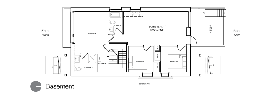 E5th Plans - Basement