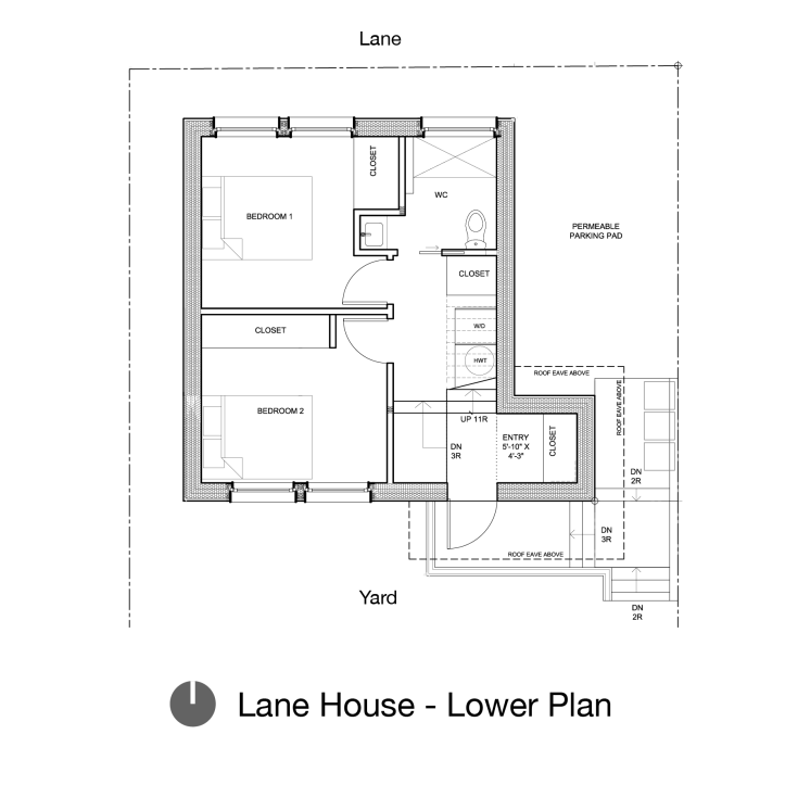 E5th Plans - LWH Lower