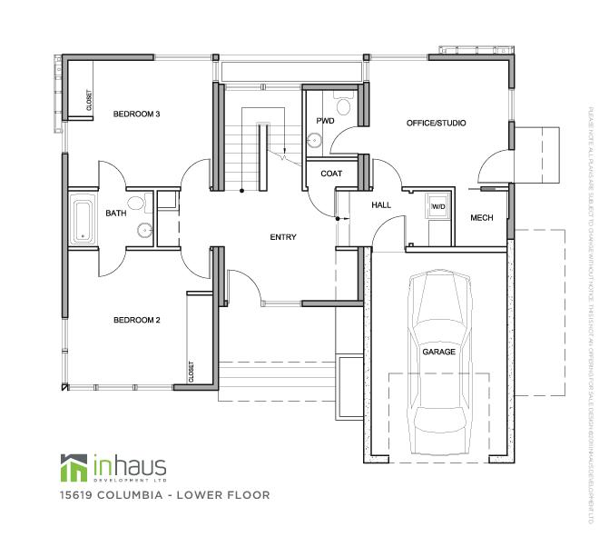 white rock modern : 15619 columbia avenue | modern vancouver houses