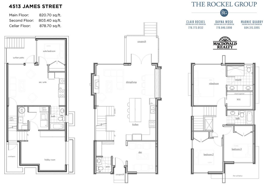 Drkdesign work modern vancouver houses a detailed description of the house by the realtor malvernweather Choice Image
