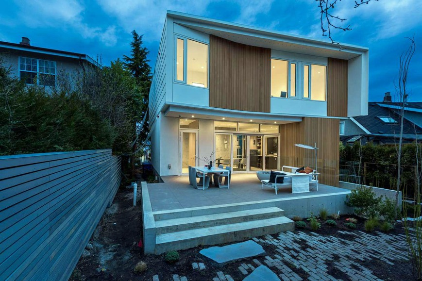 Modern Vancouver Houses Finding West Coast Modern Houses