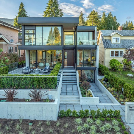 . modern vancouver houses   finding west coast modern houses around